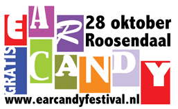 logoklein Programma Ear Candy Festival is compleet