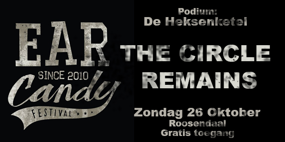 promo thecircleremains EERSTE ACT BEKEND!
